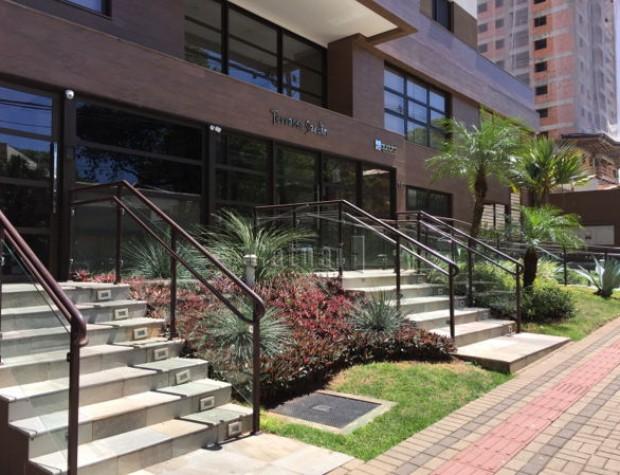 Terrasse Jardin Edifício